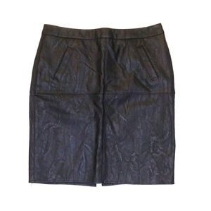 Cabi faux leather skirt. Size 10.
